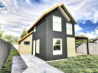NidoSur Arquitectos - Valdivia Casas modernas