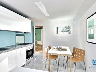 NidoSur Arquitectos - Valdivia Ankastre mutfaklar