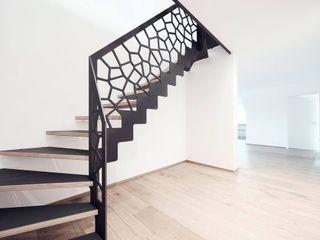 Escalera Antracita Carpinteria Eguren SL Escaleras Madera