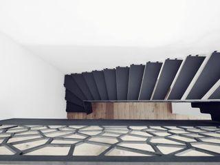 Escalera Antracita Carpinteria Eguren SL Escaleras