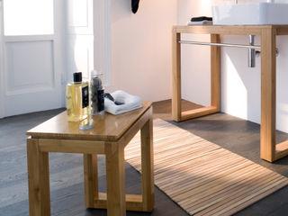 Lineabeta BathroomShelves Bamboo