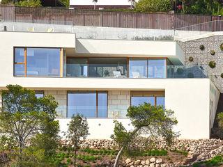 CASA FORBES Miel Arquitectos Casas modernas: Ideas, diseños y decoración
