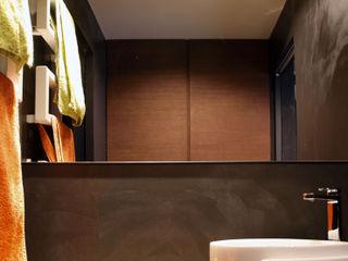 SuMisura Modern Banyo Ahşap Siyah