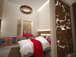 Armo Dezain Rustic style bedroom