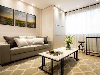 ZOMA Arquitetura Living roomSofas & armchairs