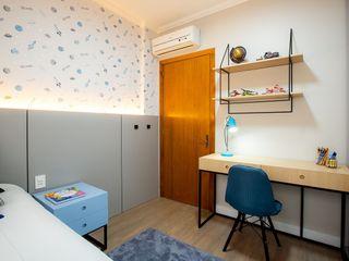 ZOMA Arquitetura Boys Bedroom