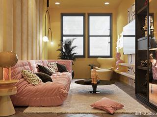 Diff.Studio Teen bedroom