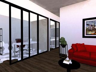 VillaSi Construcciones Estudios y oficinas modernos