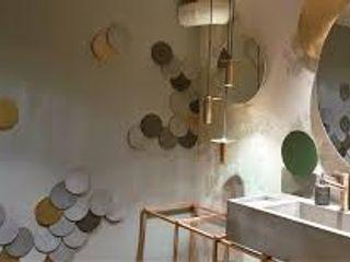 Betonoptik BETON2 Moderne Wände & Böden Beton Grau