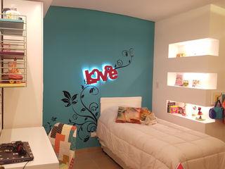 Aida tropeano& Asociados Girls Bedroom