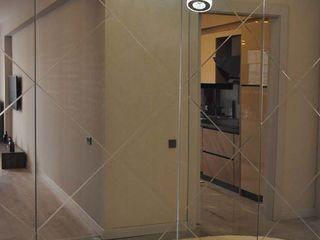 Mimayris Proje ve Yapı Ltd. Şti. Коридор, коридор і сходиАксесуари та прикраси Скло Сірий