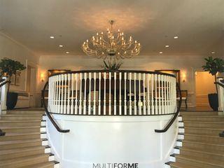 Multiforme Lighting at Denver Country Club MULTIFORME® lighting Lieux d'événements originaux Verre