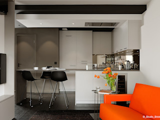 Franck VADOT Architecture Кухонні прилади