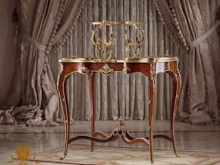 NADIA .Gallery Dining roomAccessories & decoration خشب Brown