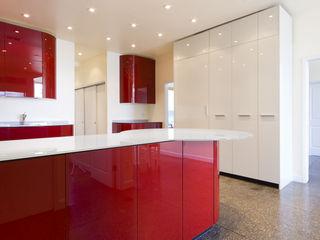 Muebles de Cocina - Passion Corporación Siprisma S.A.C CocinaMesadas de cocina Piedra Blanco