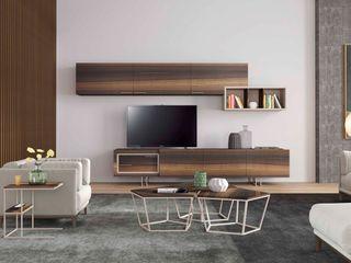 Intense mobiliário e interiores SoggiornoScaffali