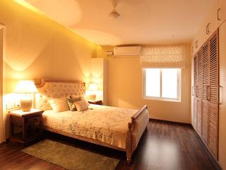 Saloni Narayankar Interiors BedroomBeds & headboards