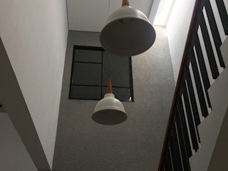 indra firmansyah architects Escaleras