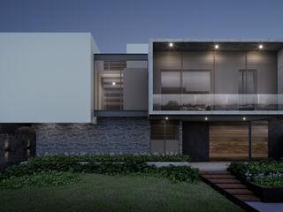 CASA A214 HAC Arquitectura Casas modernas