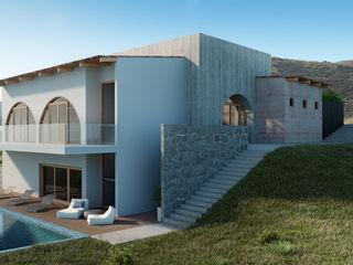 CASA LA CIMA HAC Arquitectura Casas modernas