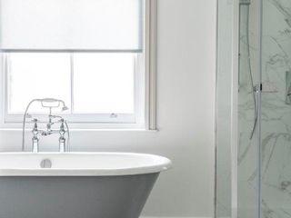 Knightsbridge Townhouse Prestige Architects By Marco Braghiroli Classic style bathroom