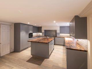 Knightsbridge Townhouse Prestige Architects By Marco Braghiroli Kitchen