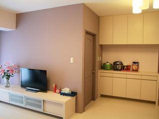勻境設計 Unispace Designs Walls Purple/Violet