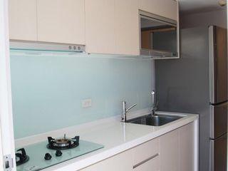 勻境設計 Unispace Designs Kitchen units White