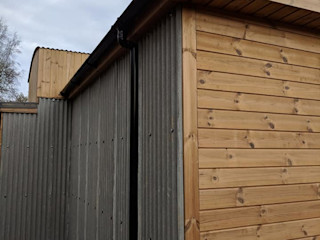 Bridgewater Somerset Part 2 Building With Frames Prefabricated home Wood