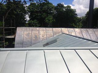 Butik Çatı & Proje Danışmanlık Dach Aluminium/Zink