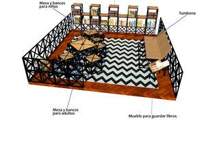 Creer y Crear. Arquitectura/Diseño/Construcción 勉強部屋/オフィスアクセサリー&デコレーション