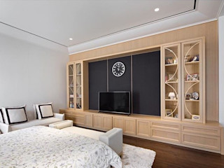 ARF interior Спальня