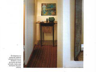 Moradia Malveira da Serra Officina Boarotto Corredores, halls e escadas modernos