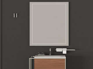 Lineabeta BathroomStorage Black
