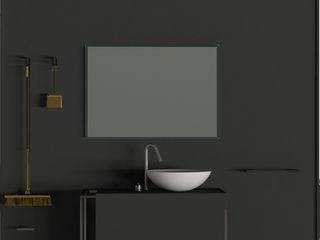 Lineabeta BathroomDecoration Black