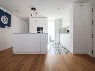 DonateCaballero Arquitectos Cozinhas modernas
