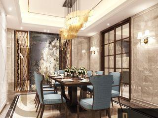 Luxury Solutions Їдальня Плитки Бежевий