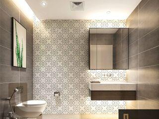 Luxury Solutions Ванна кімната Плитки Коричневий