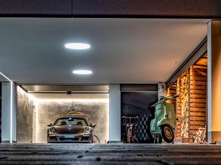Moreno Licht mit Effekt - Lichtplaner Carport