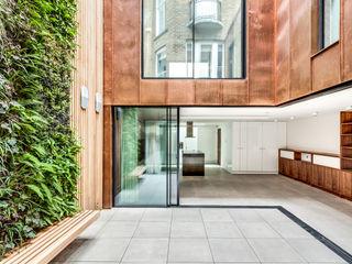 Welbeck Street IQ Glass UK pintu kaca Kaca Grey