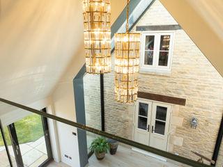 The Stables IQ Glass UK Jendela ruang bawah tanah Kaca Transparent