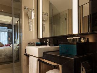 Luxury Solutions Готелі Скло Бежевий