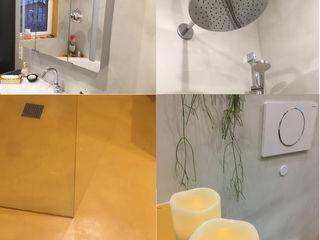 Malerbetrieb Dirk Borsch Ванная комната в стиле модерн