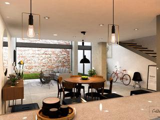 Citlali Villarreal Interiorismo & Diseño Stairs