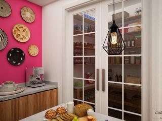 Citlali Villarreal Interiorismo & Diseño Built-in kitchens