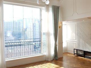 캐러멜라운지 现代客厅設計點子、靈感 & 圖片