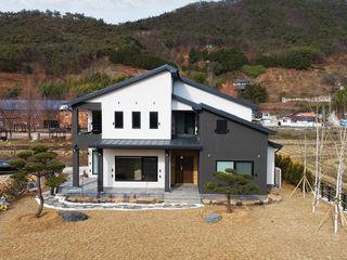 경남 김해 안양리 윤성하우징 모던스타일 주택