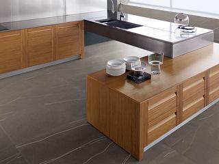 Muebles de Cocina - Café con Leche Corporación Siprisma S.A.C Muebles de cocinas Marrón
