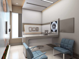ANTE MİMARLIK Modern clinics