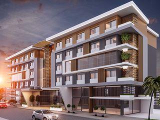 ANTE MİMARLIK Modern hotels